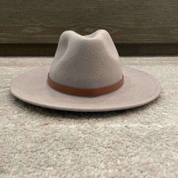 Free People Wide Brim Hat